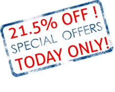 Special Offer - Today Only